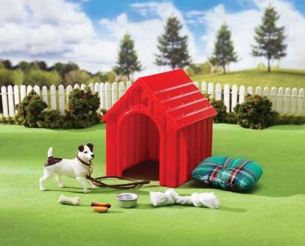 Breyer Dog House Play Set Classic